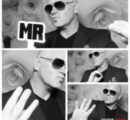 VJ/DJ Charles Bernard