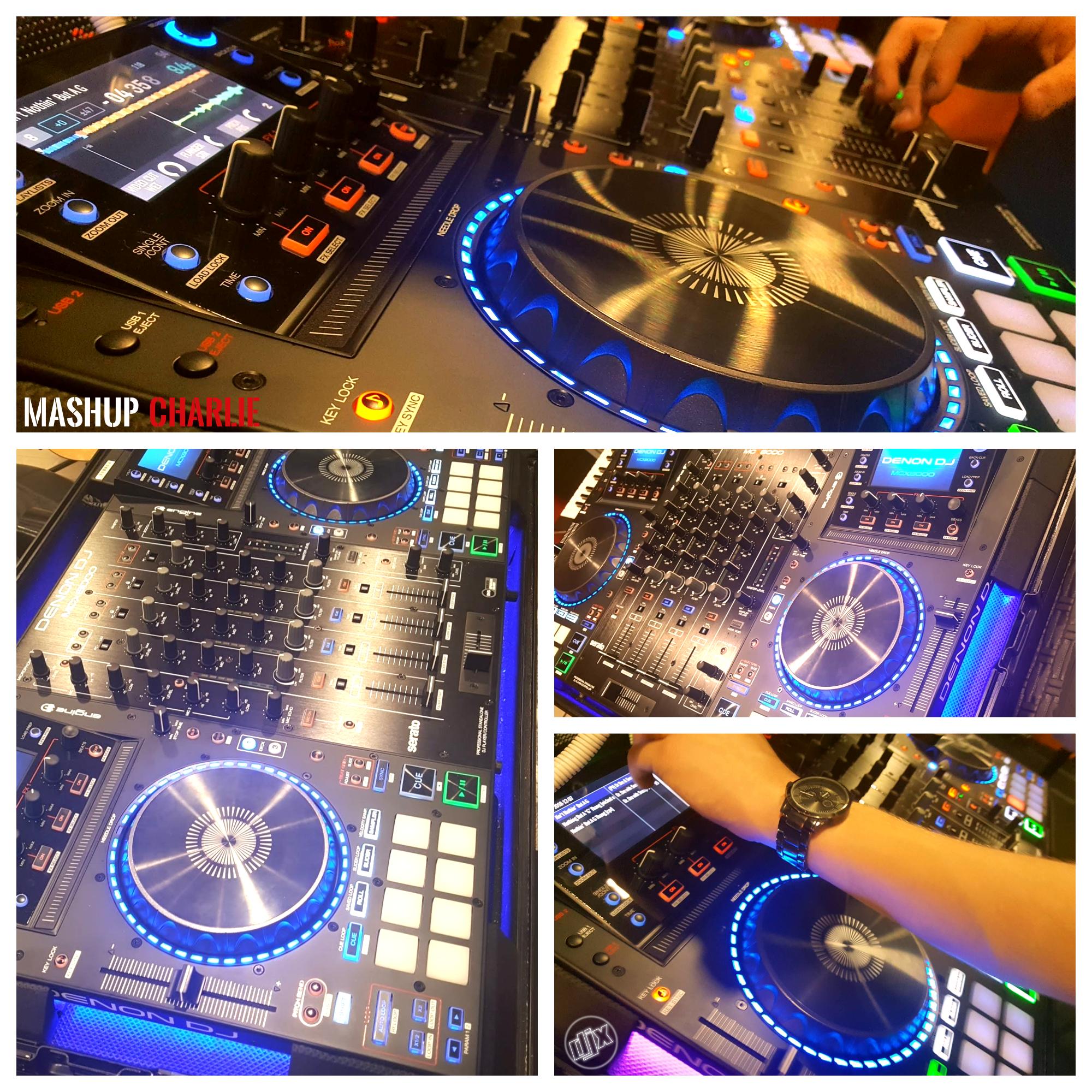 DJX Performing Artist