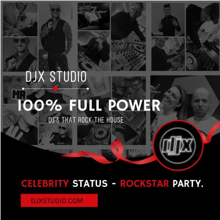 thedjexperience.com, llc Logo